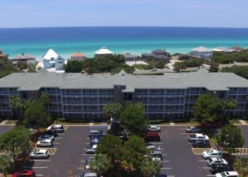 """Away From It All"" | Gulf Place Caribbean #414 | Santa Rosa Beach"